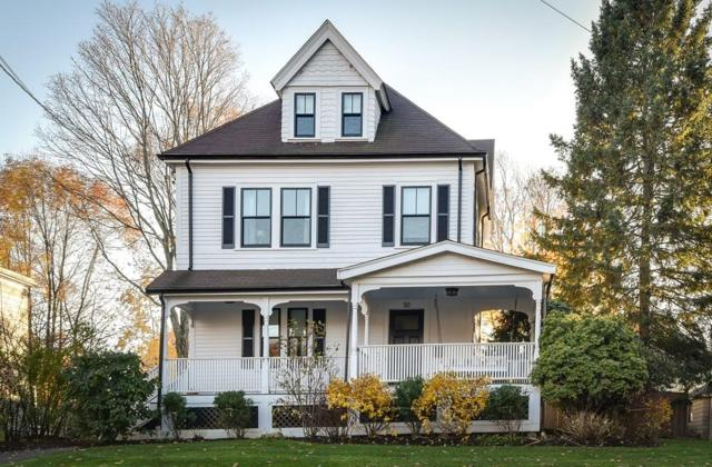 30 Woodbine St, Newton, MA 02466 (MLS #72423696) :: Vanguard Realty