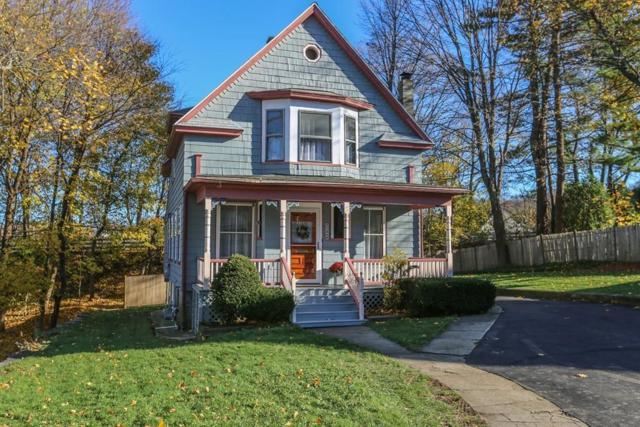 58A Houghton St 58A, Hudson, MA 01749 (MLS #72423711) :: The Home Negotiators