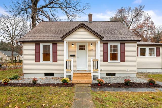 39 Sandy Pond Rd, Ayer, MA 01432 (MLS #72423744) :: The Home Negotiators