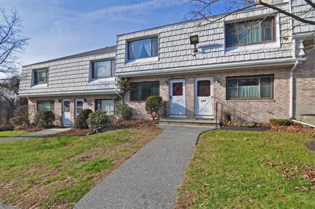 259 Farrwood Dr #259, Haverhill, MA 01835 (MLS #72423749) :: Exit Realty