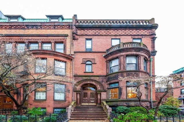280 Commonwealth Avenue #109, Boston, MA 02116 (MLS #72423769) :: Hergenrother Realty Group