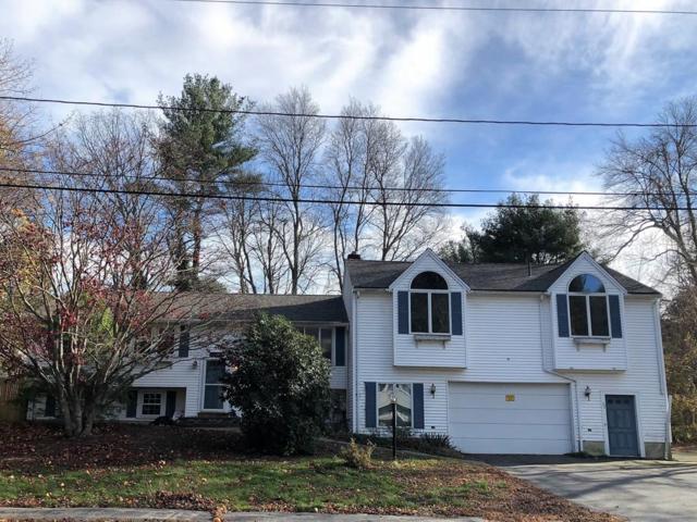 72 Brewster Dr, Bridgewater, MA 02324 (MLS #72423847) :: ALANTE Real Estate
