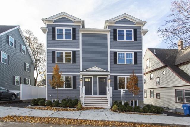 15 Orange Street #1, Waltham, MA 02453 (MLS #72423969) :: Vanguard Realty