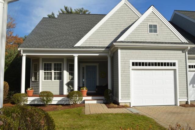 100 Lincoln #5, Duxbury, MA 02332 (MLS #72423982) :: ALANTE Real Estate