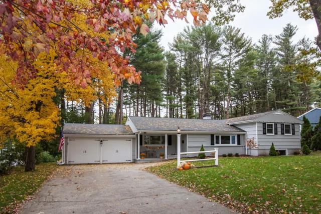 4 Farm Hills Lane, Hingham, MA 02043 (MLS #72424018) :: ALANTE Real Estate
