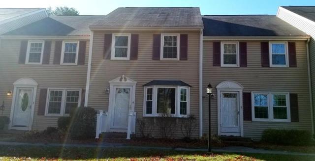 134 N Washington St #4, Norton, MA 02766 (MLS #72424129) :: ALANTE Real Estate
