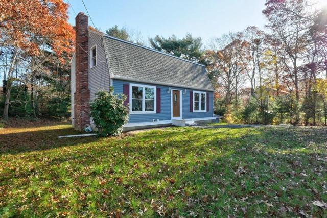16 Homestead Rd, Bourne, MA 02562 (MLS #72424162) :: Mission Realty Advisors
