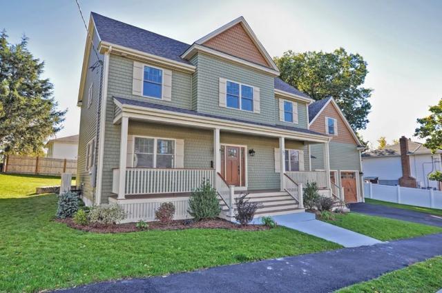 22 Richard St., Medford, MA 02155 (MLS #72424243) :: Westcott Properties