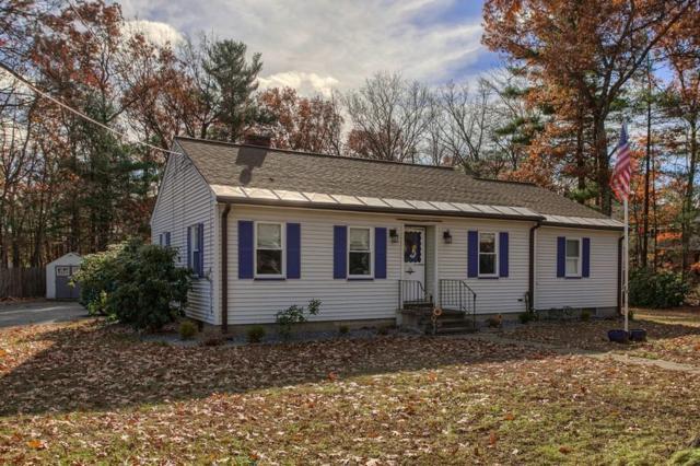 31 Sandy Pond, Ayer, MA 01432 (MLS #72424251) :: The Home Negotiators