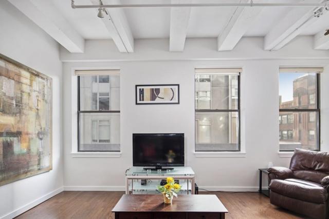88 Kingston 4D, Boston, MA 02111 (MLS #72424253) :: Westcott Properties