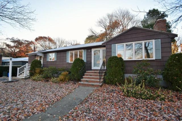 151 Lane Dr, Norwood, MA 02062 (MLS #72424259) :: Primary National Residential Brokerage