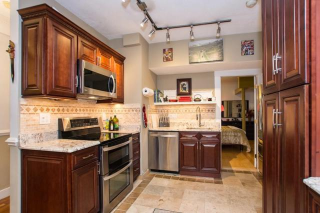 8 Ransom Rd #16, Boston, MA 02135 (MLS #72424280) :: Vanguard Realty