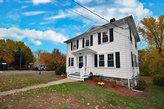 70 Pleasant St, Norwood, MA 02062 (MLS #72424305) :: Primary National Residential Brokerage