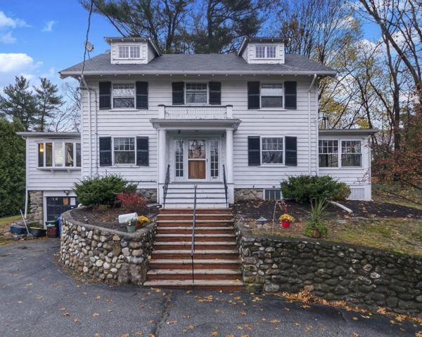25 Morrison Rd W, Wakefield, MA 01880 (MLS #72424326) :: COSMOPOLITAN Real Estate Inc
