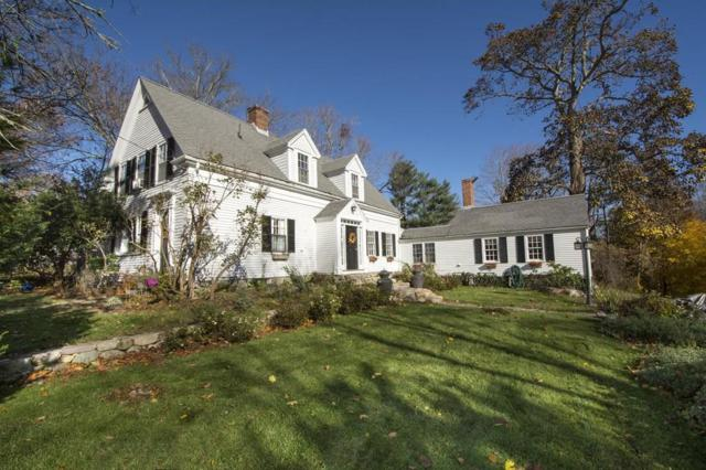 520 Pleasant St, Marshfield, MA 02050 (MLS #72424349) :: ALANTE Real Estate