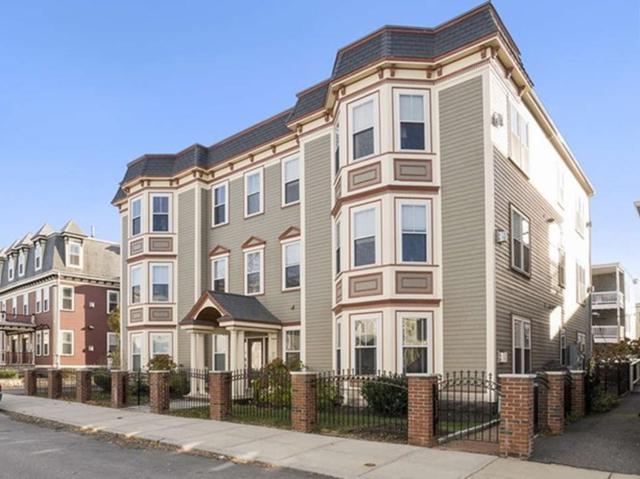 25 Mount Vernon #2, Boston, MA 02125 (MLS #72424374) :: The Goss Team at RE/MAX Properties