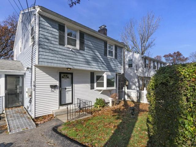 191 Florence Rd, Waltham, MA 02453 (MLS #72424415) :: Mission Realty Advisors