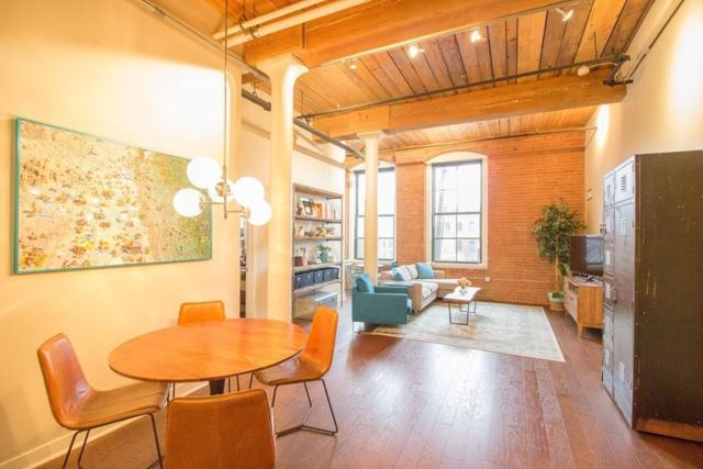 1245 Adams St B210, Boston, MA 02124 (MLS #72424466) :: Mission Realty Advisors