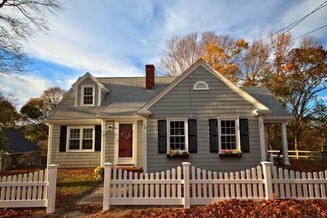38 Margerie Street, Plymouth, MA 02360 (MLS #72424566) :: ALANTE Real Estate