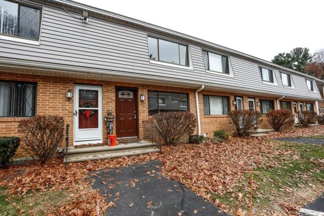 95 Farrwood Dr #95, Haverhill, MA 01835 (MLS #72424598) :: ALANTE Real Estate