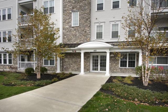 422 John Mahar Hwy #406, Braintree, MA 02184 (MLS #72424601) :: Primary National Residential Brokerage