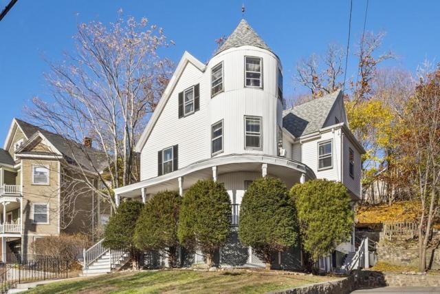 181 Green, Melrose, MA 02176 (MLS #72424626) :: ALANTE Real Estate