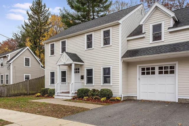 90 Middlesex St #90, Winchester, MA 01890 (MLS #72424633) :: ALANTE Real Estate