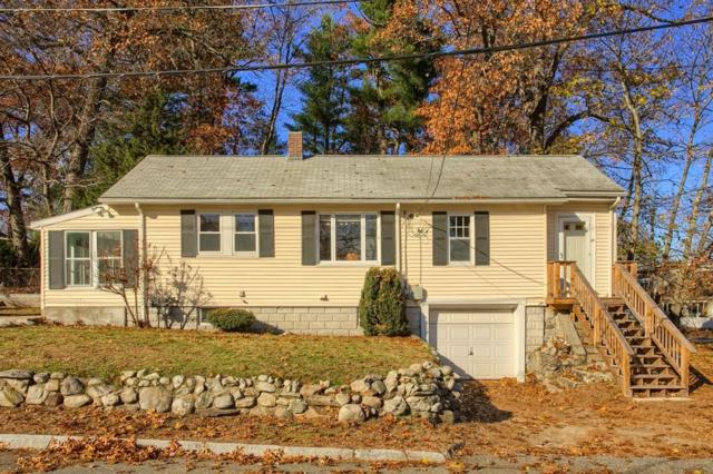 28 Oak Hill Rd, Westford, MA 01886 (MLS #72424636) :: ALANTE Real Estate