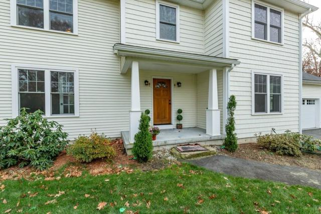 2005 Salem St, North Andover, MA 01845 (MLS #72424647) :: ALANTE Real Estate