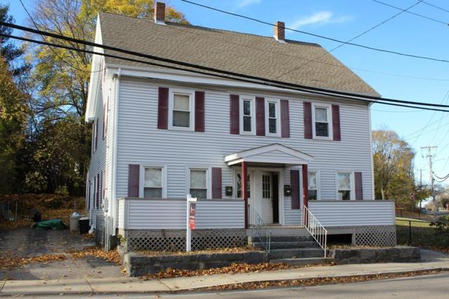23 Grove St, Quincy, MA 02169 (MLS #72424741) :: Apple Country Team of Keller Williams Realty