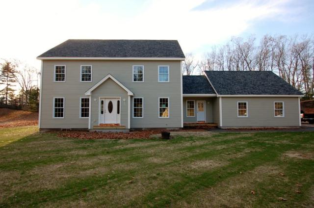 143 Lot 63 Tibbett Circle, Fitchburg, MA 01420 (MLS #72424854) :: The Home Negotiators