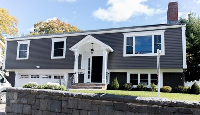 1098 Greendale Ave, Needham, MA 02492 (MLS #72424924) :: The Gillach Group