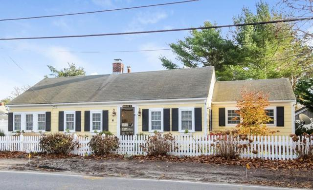 215 Lower County Rd, Harwich, MA 02671 (MLS #72424963) :: The Home Negotiators