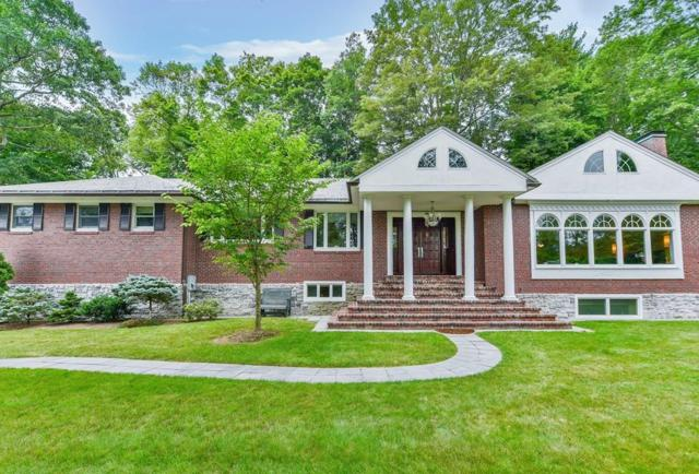 75 Lee St, Brookline, MA 02445 (MLS #72425021) :: The Gillach Group