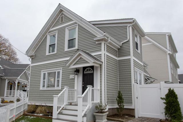 133 Sumner Street #8, Quincy, MA 02169 (MLS #72425145) :: The Goss Team at RE/MAX Properties