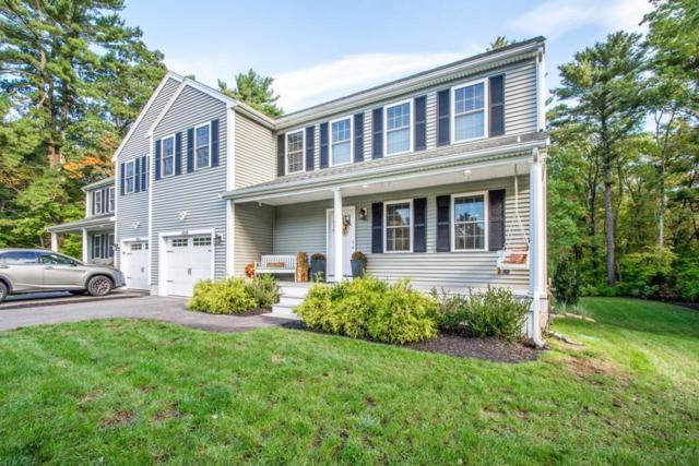 451 Foundry, Easton, MA 02356 (MLS #72425196) :: Welchman Real Estate Group | Keller Williams Luxury International Division