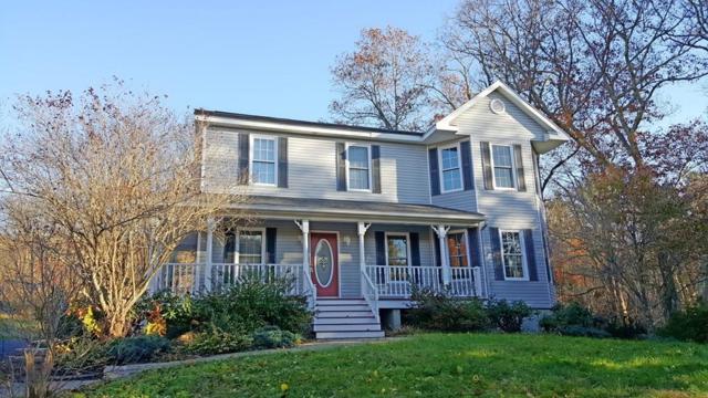 41 Howe Rd, Spencer, MA 01562 (MLS #72425289) :: Westcott Properties