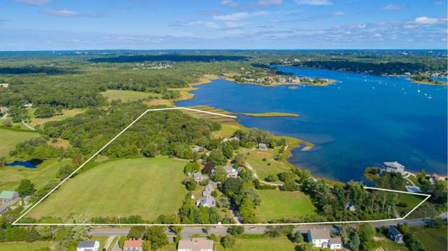 153 Gulf Rd, Dartmouth, MA 02748 (MLS #72425476) :: Westcott Properties