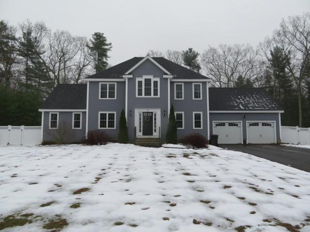20 Olde Carriage Ln, Douglas, MA 01516 (MLS #72425604) :: ERA Russell Realty Group