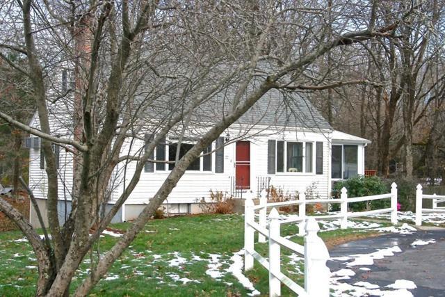 22 Merigan Way, Foxboro, MA 02035 (MLS #72425703) :: Primary National Residential Brokerage