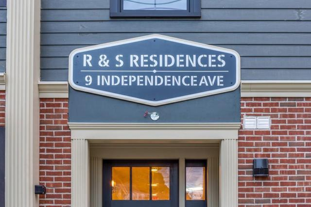 9 Independence Ave #310, Braintree, MA 02184 (MLS #72425938) :: Primary National Residential Brokerage