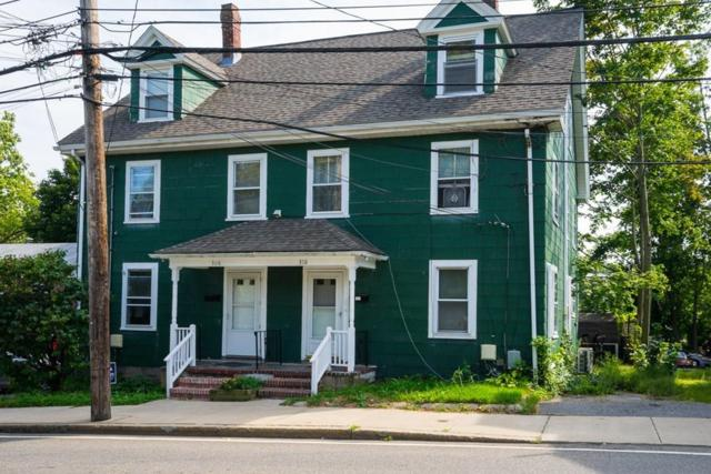310 High St #310, Dedham, MA 02026 (MLS #72426038) :: Anytime Realty