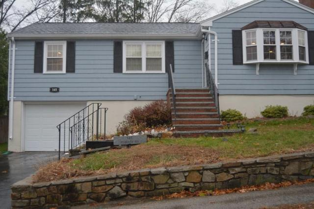 145 Plymouth Ave, Quincy, MA 02169 (MLS #72426077) :: Primary National Residential Brokerage