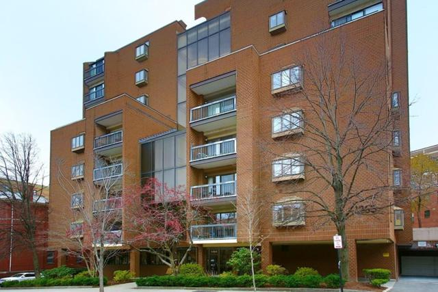 1265 Beacon Street #604, Brookline, MA 02446 (MLS #72426290) :: Vanguard Realty