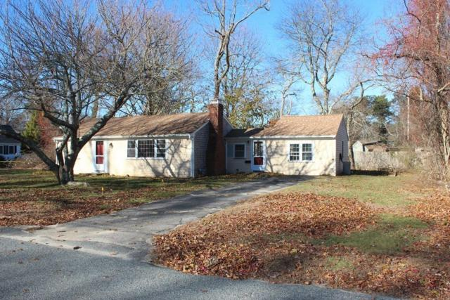 16 Winsome Rd, Yarmouth, MA 02664 (MLS #72426501) :: The Muncey Group