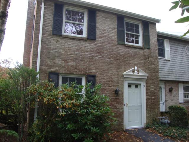 9 Captain Cook Lane #9, Barnstable, MA 02632 (MLS #72426918) :: Charlesgate Realty Group