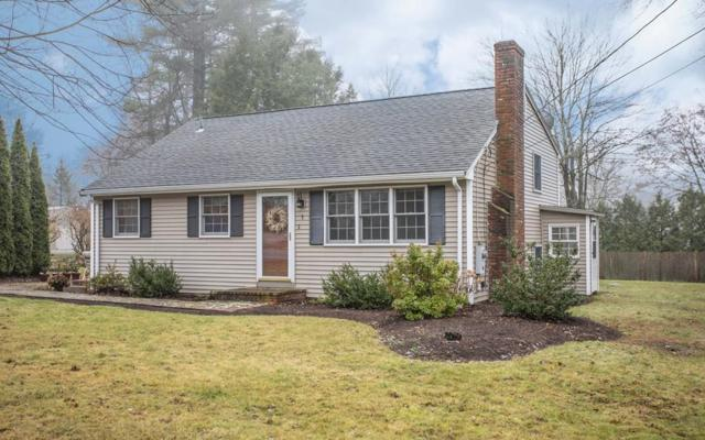 1 Joval Ct, Franklin, MA 02038 (MLS #72427257) :: Trust Realty One