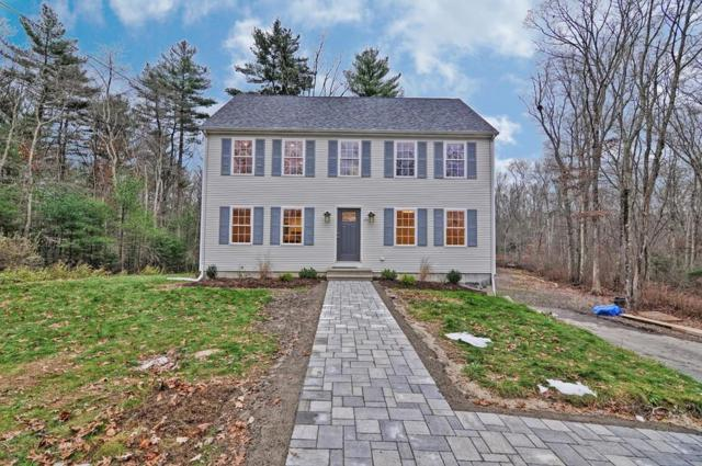 471 Tremont, Rehoboth, MA 02769 (MLS #72427353) :: Vanguard Realty