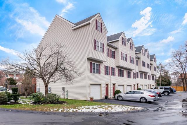 997 Main St #13, Wakefield, MA 01880 (MLS #72427482) :: COSMOPOLITAN Real Estate Inc