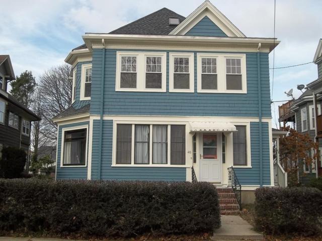 46 Apthorp Street #46, Quincy, MA 02170 (MLS #72427719) :: Compass Massachusetts LLC